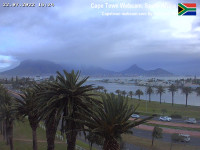 Blick auf den Tafelberg